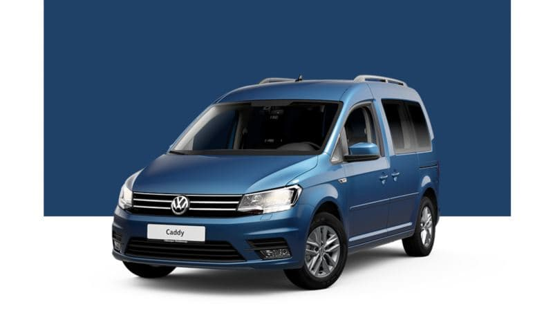Volkswagen Caddy Семейный